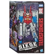 Transformers War for Cybertron: Siege Starscream Voyager Action Figure WFC-S24
