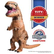 Rubie's Jurassic World T-Rex Inflatable Adult Costume