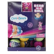 "Care Bears Bear In A Ball Mystery Figure 3"" Full Box of 35"