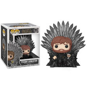 Funko Pop Game of Thrones Tyrion Lannister Iron Throne 6inch #71