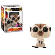 Funko POP Disney The Lion King Timon Flocked #549 Vinyl Figure