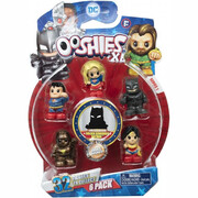 DC Comics Ooshies Series 1 XL 6pack -Choose from 4