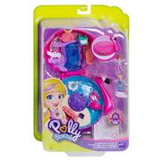 Polly Pocket Big Pocket World, Flamingo Floatie Compact Playset