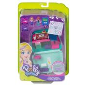Polly Pocket Big Pocket World, Mini Mall Escape Compact Playset