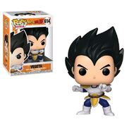 Funko POP Animation Dragonball Z Vegeta Pose #614 Vinyl Figure