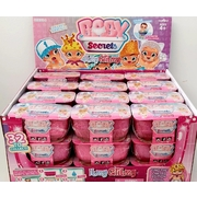 Baby Secrets Series 4 Itzy Glitzy Blind box of 36 blind bags