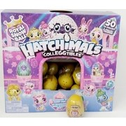 Hatchimals CollEGGtibles Royal Snow Ball 1pk Full Box of 24