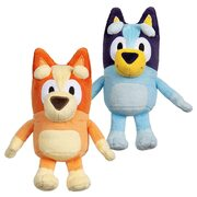 Bluey Small Plush  Bluey and bingo