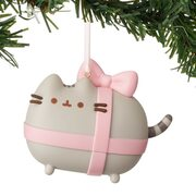 Gund Pusheen Ornaments Christmas- Choose from 3 (Christmas Tree, Snowman, Gift Wrapped)