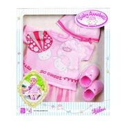 ZAPF Baby Annabell Deluxe Summer Dream Clothing Set