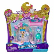 Happy Places Shopkins Season 8 Royal Trends Wedding Welcome Pack - Choose from 2