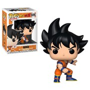 Funko POP Dragon Ball Z Goku Pose #615 Vinyl Figure
