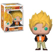 Funko POP! Dragon Ball Z Goku (Casual) #527 Vinyl Figure