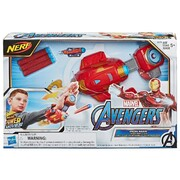 Marvel Avengers Power Moves Role Play Iron Man Repulsor Blast Gauntlet
