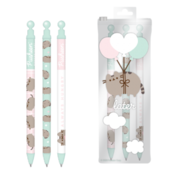Pusheen The Cat Sweet Dreams 3 Ball Pen Set