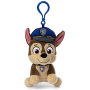 Gund Paw Patrol Chase Backpack Clip Plush 13cm
