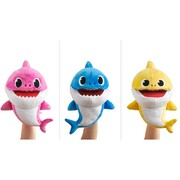 Pinkfong Baby Shark Plush Singing Puppet - Choose from 3