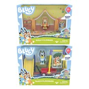 Bluey Mini Playset Choose from Bingo's or Bluey's