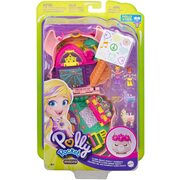 Polly Pocket Micro Llama Music Party Compact Playset