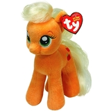 Ty Beanie My Little Pony Applejack - 26cm Medium Size Plush