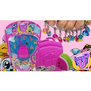Charm U Charms - 8 Charms 1 Suprise inside backpack - 4 packs to choose from
