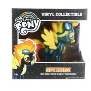Funko My Little Pony - CLEAR GLITTER SPITFIRE Vinyl Figure Chase