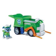 Paw Patrol Vehicle - Rocky's Recycling Truck