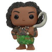 Funko POP Vinyl Disney Moana - Maui Action Figure #214