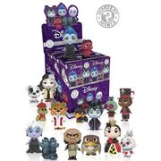 Mystery Minis Blind Box: Disney - Villains BOX OF 12 UNOPENED