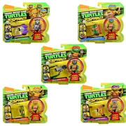 Teenage Mutant Ninja Turtles T-Sprints - set of 5