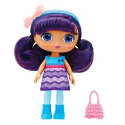 Little Charmers, Party Dress Lavender Doll