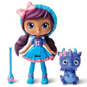 "Little Charmers 3"" Lavender and Flare Figurine Set"