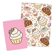 Pusheen The Cat A5 & A6 Exercise Book Set