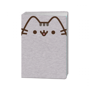 Pusheen The Cat Plush Cover Notebook