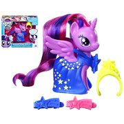 My Little Pony Runway Fashions Set Twilight Sparkle Figure