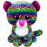 "TY Beanie Boos Large 17"" - Dotty the Leopard"