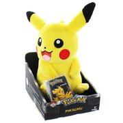 Pokemon Trainer's Choice 8 Inch Snivy Pikachu