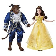 Disney Beauty & the Beast 2-Pack Grand Romance Doll - Belle & Beast