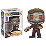 Funko Pop! Guardians of the Galaxy Star- lord with mask #209 (Damged box)Vinyl Figure