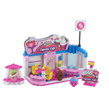 Shopkins Kinstructions Cupcake Cafe with D'lish Donuts -  175 Pieces