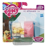 My Little Pony Friendship is Magic Collection Sleeping Applejack Figure