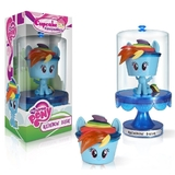 Funko My Little Pony - Rainbow Dash Cupcake Keepsakes