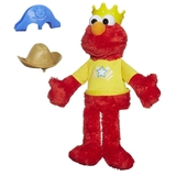 Playskool Sesame Street Let's Imagine Elmo, Interactive, Musical and Talking