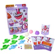 Poppit s1 Refill Pack - Mini Cupcakes Air Dry Clay