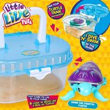 Little Live Pets S3 Lil' Turtle Tank - Shine the Crystal Turtle