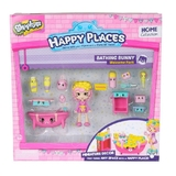 Shopkins Happy Places Welcome Pac Bathing Bunny Bubbleisha Doll