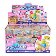 Happy Places Shopkins 3 Pack - case of 30