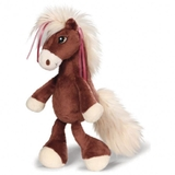 Nici Horse Dangling Plush - Velvet Brown 50 CM