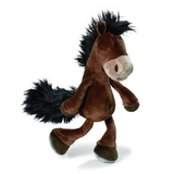 Nici Horse Brown Dangling Large Plush 50 CM