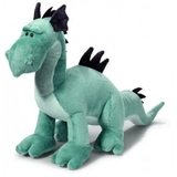 Nici Dragon Blue Sea Monster Standing Medium 40 cm Plush